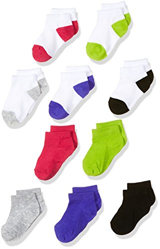 fruit-of-the-loom-baby-girls-low-cut-10-pack-sock-assorted-75-11