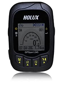 Holux GR-245 Lite GPS para bicicleta, 003-4000246