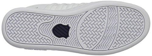 K-Swiss 5398, Zapatillas Hombre Blanco (White/Navy)