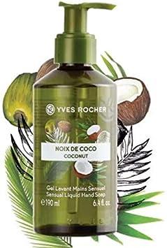 Yves Rocher Sapone Liquido Mani al Cocco: Amazon.it: Bellezza
