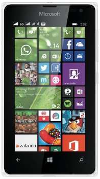 Estuche estanco al agua con entrada de auriculares para Microsoft Lumia 532 + auricular incluido, transparente   Trotar bolsa de playa al aire libre caja brazalete del teléfono caso de cáscara bajo pl