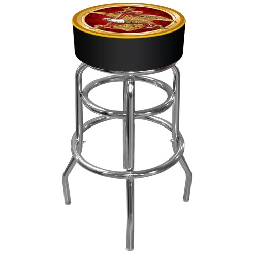 anheuser-busch-padded-swivel-bar-stool