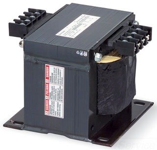 Control Transformer, 1kVA, 4.43 In. H by Square D