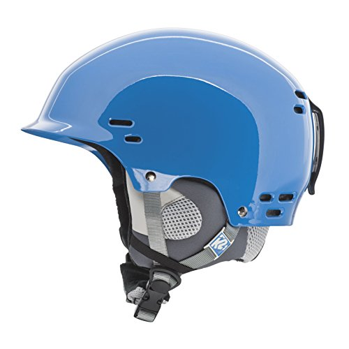 K2 Thrive Ski Helmet, Blue, Medium