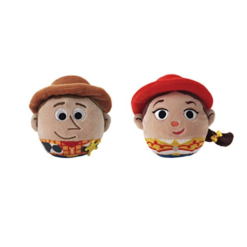 Toy Story And Beyond! Woody Classic Costumes (Toy Story Fluffball Ornament 2 Pack - Woody and Jessie)