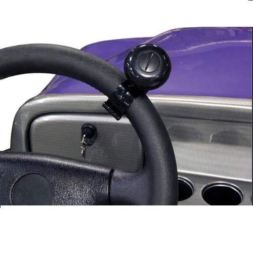 Nivel Golf Cart Steering Wheel Deluxe Spinner ()