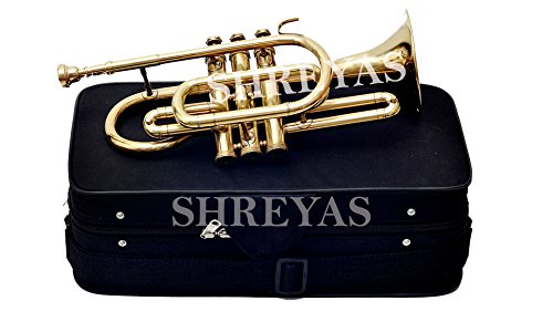 Shreyas Special Cornet Bb Brass by SHREYAS