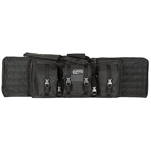 VooDoo Tactical Men's Padded Weapons Case, Black, 42