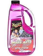 Meguiar's Car Wash Soap - Deep Crystal, 1.89 L - G10464