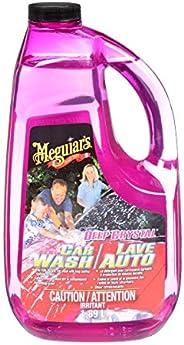 Meguiar's Car Wash Soap - Deep Crystal, 1.89 L - G1