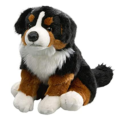 Amazon Com Carl Dick Bernese Mountain Dog 10 Inches 30cm Plush