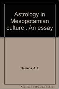 mesopotamian culture essays An overview of mesopotamia, ancient published: 23rd march, 2015 last edited: 25th april, 2017 disclaimer: this essay has been submitted by a student in function thus, not one, but two civilizations emerged from this area, each with its own special character and culture from.