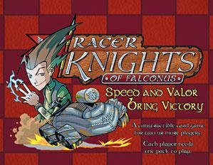 Racer Knights of Falconus: Individual Foil Pack