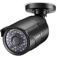ZOSI 1/3 800TVL CMOS 3.6mm IR Cut Color Security Camera Surveillance Outdoor Day Night Vision CCTV System