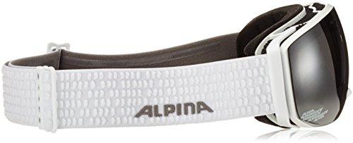 Estetica Alpine Masque Bianco Ski De xqwXxFBpY