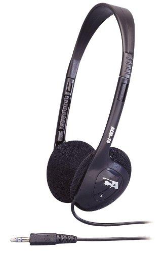 Cyber Acoustics Quality Audio Headphones - Triathlon Usa Discounts