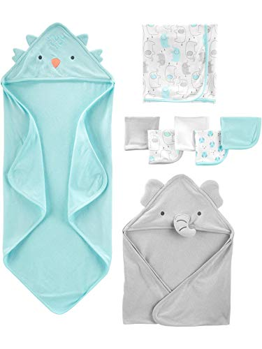 Simple Joys by Carter's Baby 8-Piece Towel and