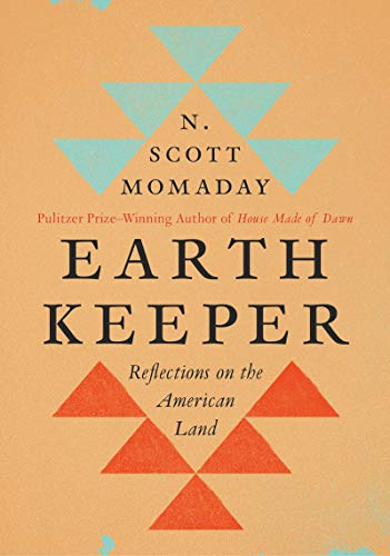Book Cover: Earth Keeper: Reflections on the American Land