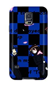 New Arrival Premium S5 Case Cover For Galaxy (baka To Test To Shoukanjuu)