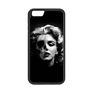Marilyn Monroe For iPhone 6 Plus 5.5 Inch Cases Cover Cell Phone Case STR649644