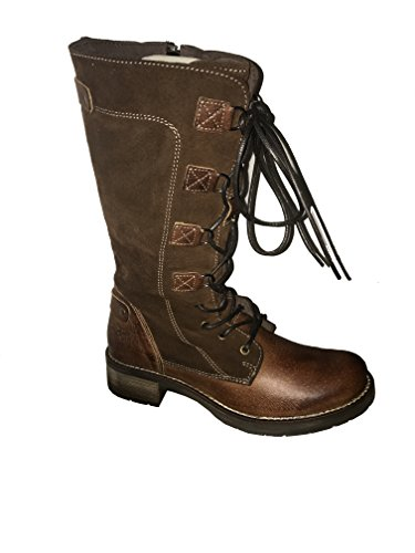 Bos. & Co. Womens Boot Beck In Teak