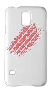 Rubber minimal poster Samsung Galaxy S5 Plastic Case