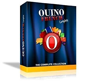 Learn French with OUINO: The 5-in-1 Complete Collection (for PC, Mac, iPad, Android, Chromebook)