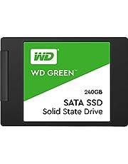 Western Digital WD 240GB Green 2.5 inch SATA SSD, WDS240G2G0A