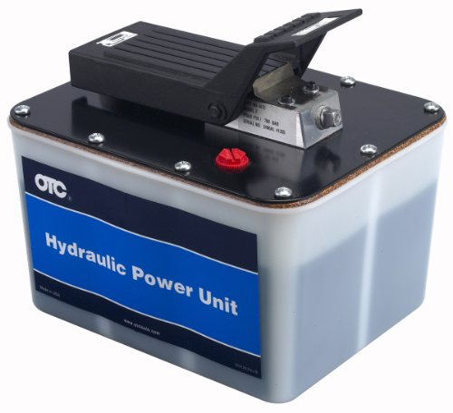 OTC 4022 Air/Hydraulic Pump with 2-Gallon Reservoir Otc Air