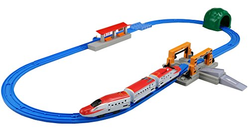 ! Tomy consolidated E6 system Komachi & amp; - Railroad Crossing Bell