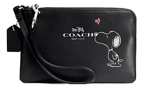 Coach Snoopy Corner Wristlet F65193 product image