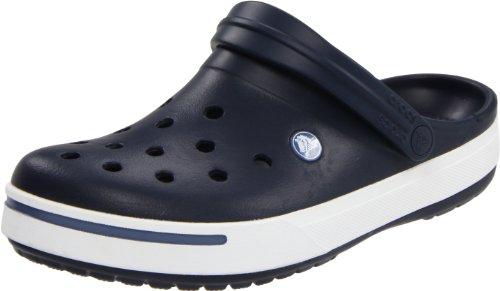 (Crocs Men's 11989M Clog,Navy/Bijou Blue,7 M US)
