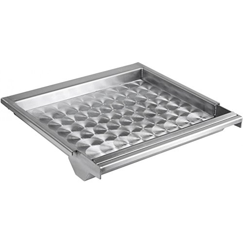 Steel Griddle For Echelon & Aurora A790, A660, A530, Power Burners, Double Searing Station - 3516 ()