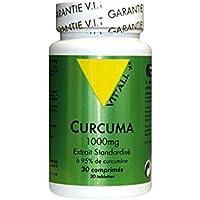 Curcuma Extrait Standardisé 95% Curcumine 1000 Mg 60 Comprimés