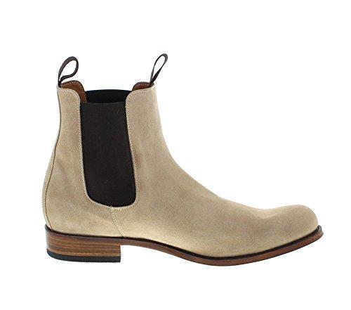 Fb Mode Støvler Sendra Støvler 5595 Bamby Firenze Chelsea Støvler Für Herre Chelsea Støvler Beige Bamby SUeS4VX