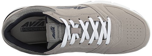 Grey Black Sneaker Men's AVIA Forum Iron Blue Alc Xx706wa