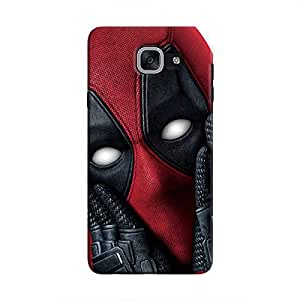 Cover It Up - Aww! Deadpool Galaxy J7 Max Hard Case