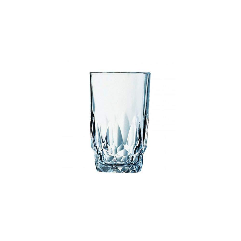 Arcoroc 75926 Artic 8.75 Oz. Highball Glass - 48 / CS