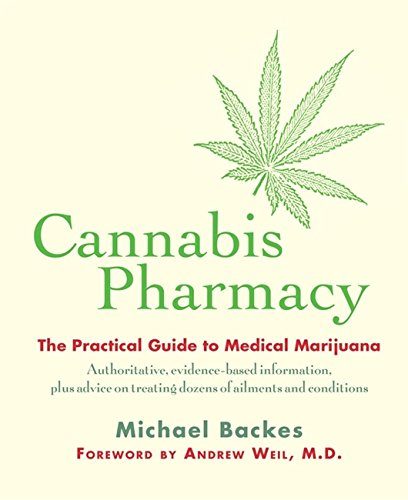41p9qqnsSCL Cannabis Pharmacy: The Practical Guide to Medical Marijuana