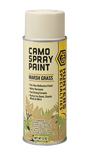 Hunters Specialties Spray Paint (Marsh Grass Tan)