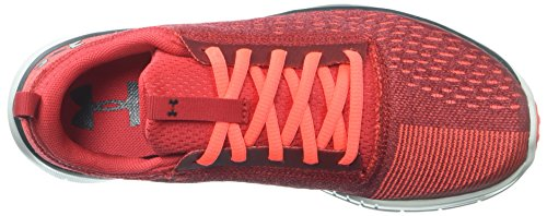 Under Armour Jungen UA Bgs Lightning 2 Laufschuhe Rot (Pierce)