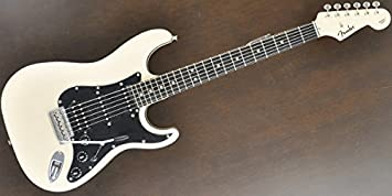 Fender Japón ast-m/SSH Vwh Aerodyne Stratocaster blanco japonés guitarra eléctrica (importación