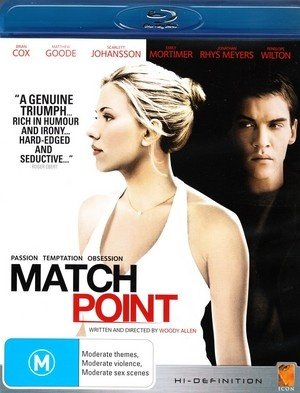 Match Point [Blu-ray] (Match Point)