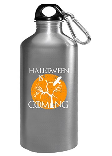 Trick Or Treating Ideas For Costumes (Halloween Is Coming. Funny Trick Or Treating Costume Idea - Water Bottle)