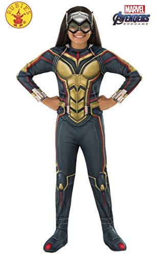 Rubie's Marvel Avengers: Endgame Child's Wasp Costume & Mask, Small]()