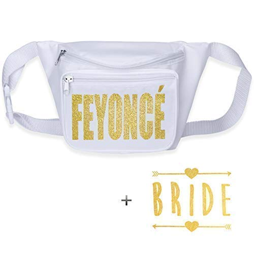 Bachelorette Party Feyonce Fanny Pack with Bride Tattoo]()