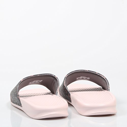 NIKE WMNS Benassi JDI Print Womens 618919-605 Barely Rose/Bleached Coral-gunsmoke low cost clearance sneakernews discount shop offer best seller sale online FQ3RkV0
