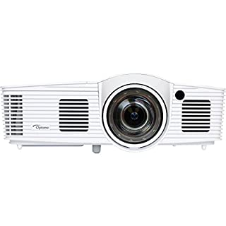 Optoma GT1080Darbee Short Throw Projector for Gaming, Movies and Sports, 3000 Lumens, Low Input Lag of 16ms, 3D, Darbee Technology for Sharper Image (B06XHG92Y5) | Amazon Products
