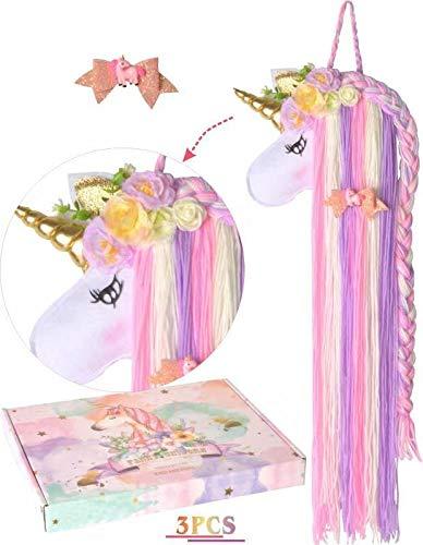 Unicorn Tassels Organizer Headband Decoration