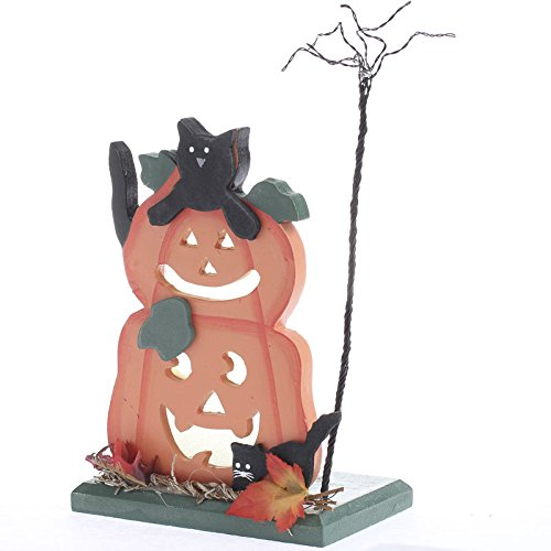 [Factory Direct Craft Group of 3 Assorted Style Halloween Tealight Candle Holders for Displaying, Decorating and] (Halloween Candles)